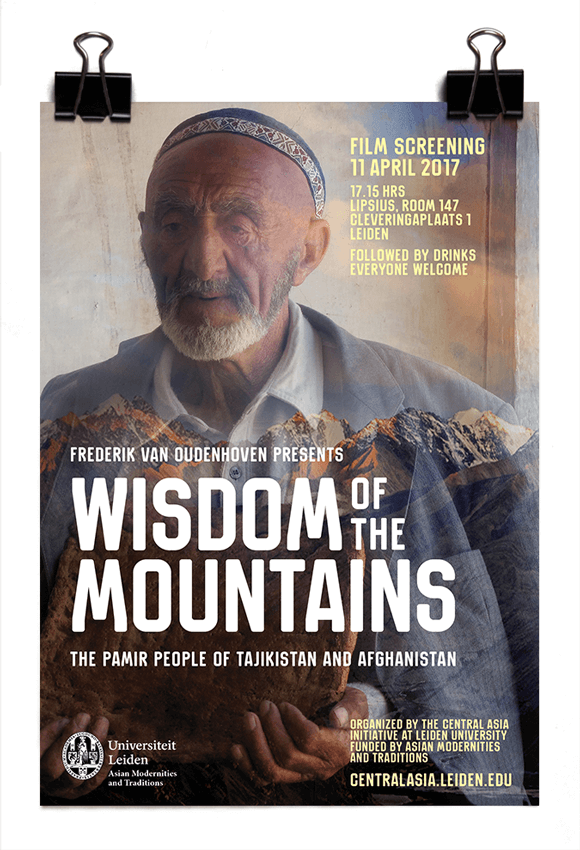 Central Asia Initiative 2017 - Wisdom of the Mountains: The Pamir People of Tajikistan and Afghanistan - AMT