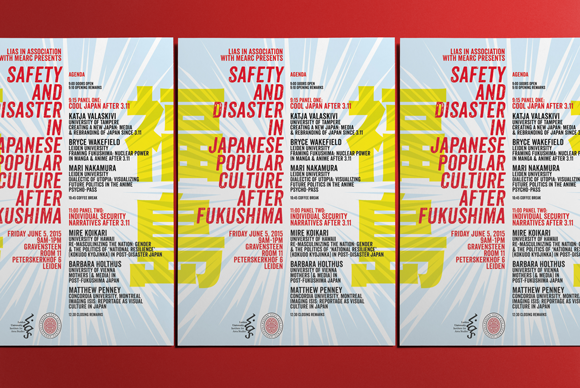 Safety and Disater in Japanese Popular Culture after Fukushima, Leiden University - LIAS