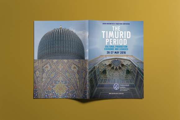 The Timurid Period - AMT Leiden University