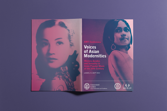 Voices of Asian Modernities - AMT Leiden University