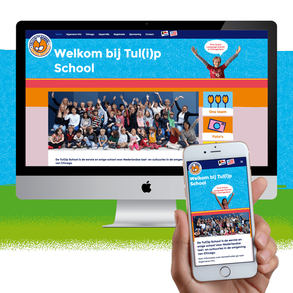 Tulip School - The first Dutch Language School in Chicagoland